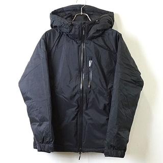 ナンガ(NANGA)のナンガ オーロラダウンジャケット 2019年モデル ブラック XL NANGA(ダウンジャケット)
