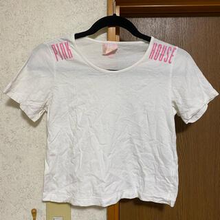 ピンクハウス(PINK HOUSE)の【PINKHOUSE CHELSE】Tシャツ ホワイト 半袖(Tシャツ(半袖/袖なし))