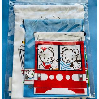 familiar - 【山陽電車×familiar】巾着袋セット