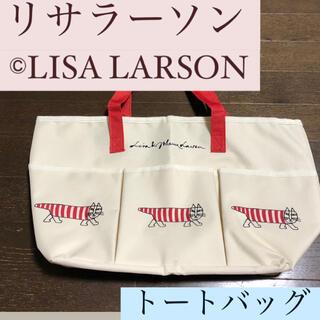 リサラーソン(Lisa Larson)のリサラーソン トートバッグ エコバッグ(トートバッグ)