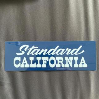 スタンダードカリフォルニア(STANDARD CALIFORNIA)のstandard California ステッカー スタンダードカリフォルニア(その他)