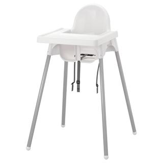イケア(IKEA)の直接渡しのみ テーブル無し ベルト無し IKEA ハイチェア(その他)