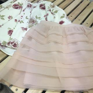 マーキュリーデュオ(MERCURYDUO)の美品♡2枚セット(ミニスカート)