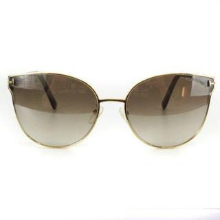 トムフォード(TOM FORD)のトムフォード サングラス キャットアイサングラス 眼鏡 30G62□18 茶(サングラス/メガネ)