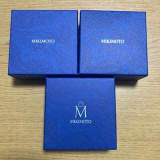 ミキモト(MIKIMOTO)のミキモト 空箱(その他)