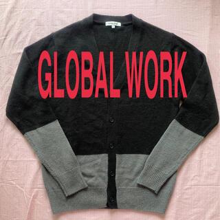 GLOBAL WORK - GLOBAL WORK グローバル ワーク ニット カーディガン