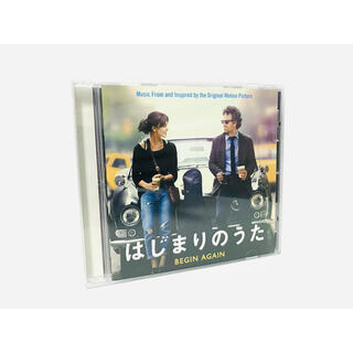 【新品同様】映画『はじまりのうた』サントラCD/デラックス盤/アダムレヴィーン