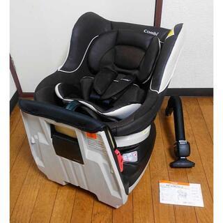 コンビ(combi)の洗濯済 コンビ ネルーム Lite EF チャイルドシート 付属品完備(自動車用チャイルドシート本体)