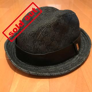 Gucci - GUCCI グッチ 帽子 バケットハット GG柄モノグラム サイズL 男女兼用