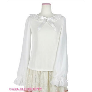 Angelic Pretty - Nighty Lacyカットソー