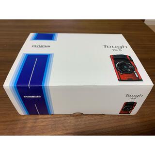 OLYMPUS - OLYMPUS デジタルカメラ TG TG-6 BLACK