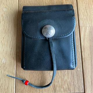 ゴローズ(goro's)のゴローズ 二つ折り財布 ブラック(折り財布)