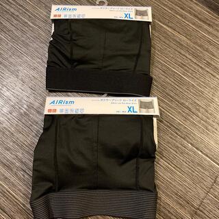 ユニクロ(UNIQLO)のユニクロ エアリズム ボクサーパンツ2点セット XL(ボクサーパンツ)