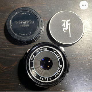 OLYMPUS - e.zuiko auto-s 38mm f2.8 olympus