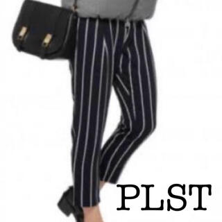 プラステ(PLST)のPLST テーパードパンツ(クロップドパンツ)