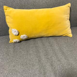フランフラン(Francfranc)のフランフラン クッション 黄色(クッション)