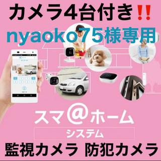 パナソニック(Panasonic)のnyaoko75様専用!(防犯カメラ)