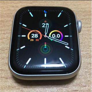 アップルウォッチ(Apple Watch)のapple watch series4 セルラーモデル 44mm(腕時計(デジタル))
