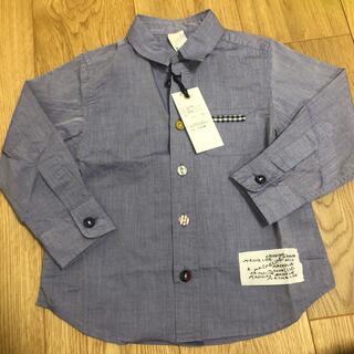 シップスキッズ(SHIPS KIDS)のARCH&LINE  105cm シャツ(Tシャツ/カットソー)