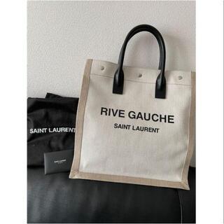 サンローラン(Saint Laurent)のSaint Laurent リヴ・ゴーシュ トートバッグ(トートバッグ)