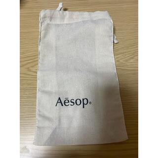 イソップ(Aesop)のAesop 巾着 ショップ袋(ショップ袋)