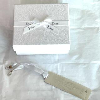 ディオール(Dior)のDior ディオール ★ブックマーク しおり ノベルティ/未使用品 ◉非売品(しおり/ステッカー)