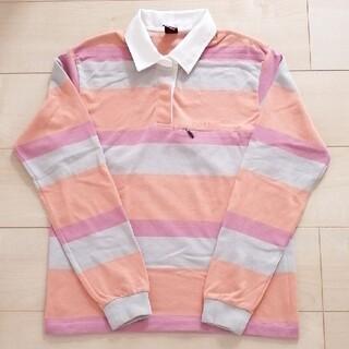 モンベル(mont bell)のモンベル ポロ ピンク ウイックロン(ポロシャツ)