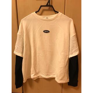 ウィゴー(WEGO)のロングTシャツ(Tシャツ(長袖/七分))