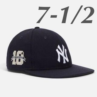 ニューエラー(NEW ERA)のKITH for New Era & Yankees Genesis 7-1/2(キャップ)