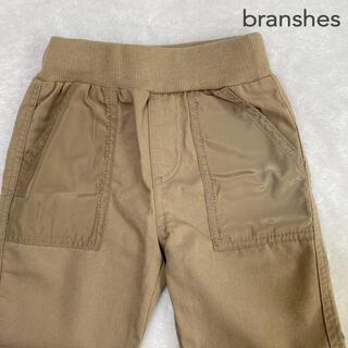 ブランシェス(Branshes)の新品未使用 branshes ポケット異素材ベイカーパンツ(パンツ)