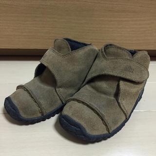 アディダス(adidas)のスェードの靴(ブーツ)