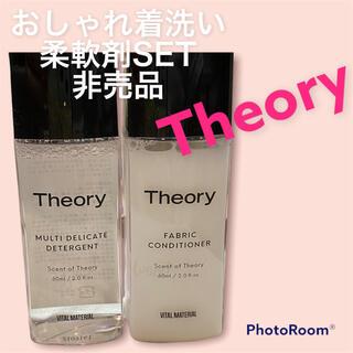 セオリー(theory)の非売品Theory⭐️bag&洗剤set(トートバッグ)