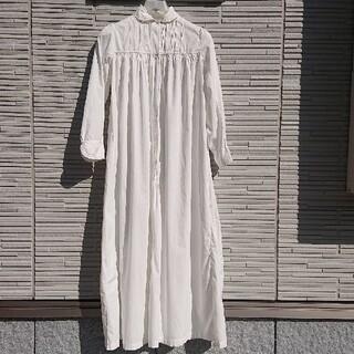 フィアオブゴッド(FEAR OF GOD)の【1920'S・ANTIQUE】LONG SLEEVE MAXI DORESS(ロングワンピース/マキシワンピース)