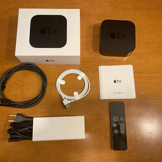 アップル(Apple)のApple TV HD 第 4 世代 32GB(その他)