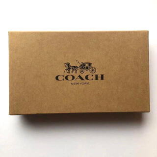 COACH - コーチ 長財布用 ギフトボックス