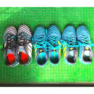 adidas - サッカートレーニングシューズ 22.5 23.0 23.0