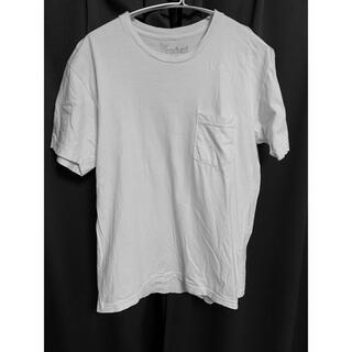 コモリ(COMOLI)のbyproduct ピグメントダイポケットTシャツ(Tシャツ/カットソー(半袖/袖なし))