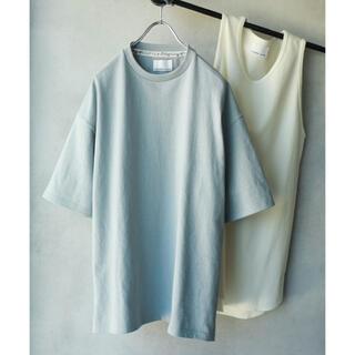 ナンバーナイン(NUMBER (N)INE)の未使用 ナンバーナイン ヘビーウェイト ビッグシルエット Tシャツ msdサイズ(Tシャツ/カットソー(半袖/袖なし))