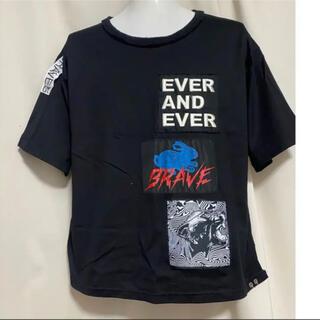 DIESEL - DIESEL ディーゼル  Tシャツ カットソー ブラック M