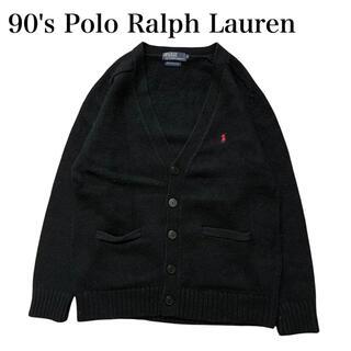 ポロラルフローレン(POLO RALPH LAUREN)の90's Polo Ralph Lauren カーディガン ウール(カーディガン)