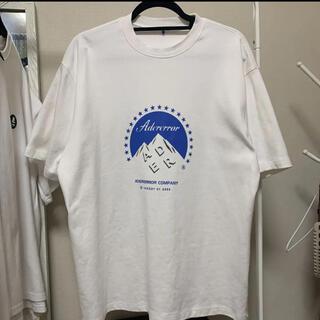 バレンシアガ(Balenciaga)のアーダーエラーadererror oversizedparamount Tシャツ(シャツ)