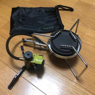 シンフジパートナー(新富士バーナー)のソト SOTO シングルバーナー ST-301(ストーブ/コンロ)