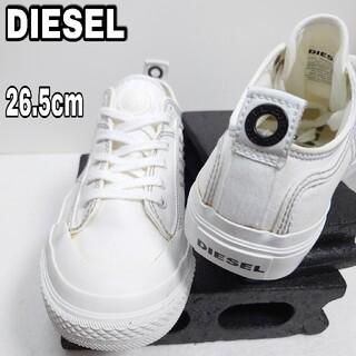 ディーゼル(DIESEL)の26.5cm【DIESEL ASTICO LOW】ディーゼル RN9324(スニーカー)