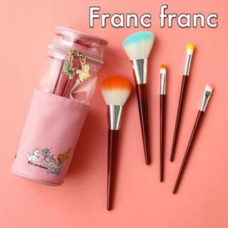 Francfranc - 新品 Francfranc マリーちゃん メイクブラシセット おしゃれキャット