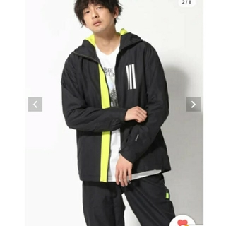 アディダス(adidas)の新品☆adidas W.N.D. Jacket(ナイロンジャケット)