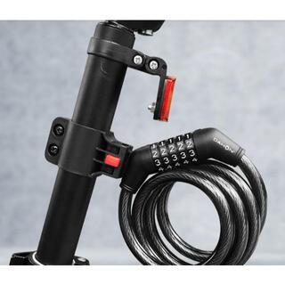 ダホン(DAHON)の【新品】DAHON ダホン 自転車ワイヤーロック 鍵 番号5桁式(パーツ)