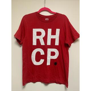 UNIQLO - レッドホットチリペッパーズ レッチリ RHCP ロックTシャツ バンドTシャツ