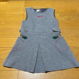 familiar - ジャンバースカート☆ファミリア