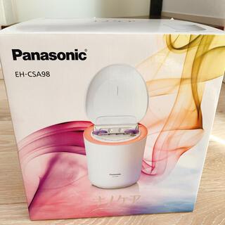 Panasonic - 【新品】Panasonic EH-CSA98-P ナノケア スチーマー