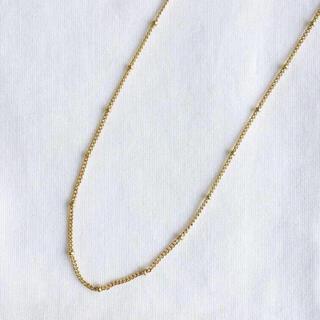 ユナイテッドアローズ(UNITED ARROWS)のゴールド ネックレス shinzone トゥモローランド などお好きな方に☆(ネックレス)